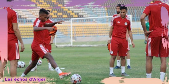 La sélection nationale entamera son stage sans Ounas ni Boudaoui.